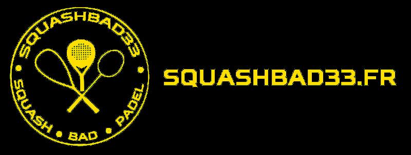 Squash Padel Badminton
